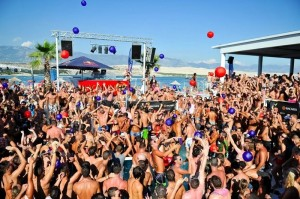 best beach party destinations