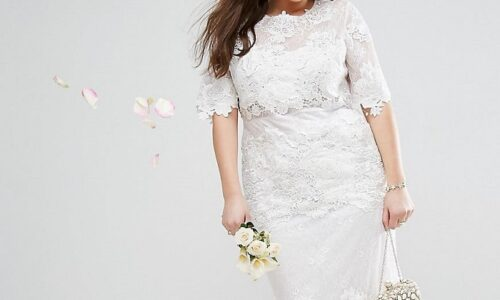 Plus size dresses for wedding and plus size wedding guest dresses